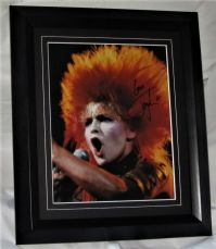 A891TW TOYAH WILCOX AUTHENTIC SIGNED